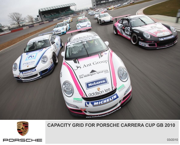 The Porsche Carrera Cup Podcast