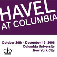 Havel at Columbia [staging site]: Events (Video) podcast