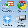 Chrome, Flash Java and Office on iPad, iPhone, iTouch: AlwaysOnPC App Guide artwork