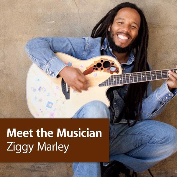 Ziggy Marley: Meet the Musician