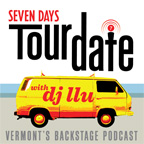 Tour Date With DJ Llu podcast