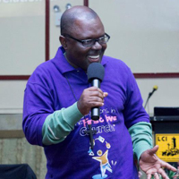 Rev. Dr. Charles Osei - First Love podcast