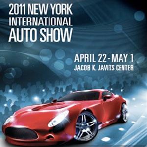 New York Auto Show: After Dark!