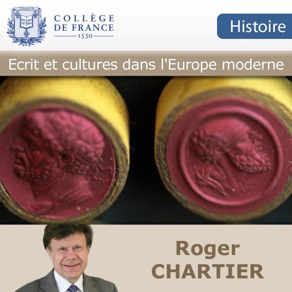Ecrit et cultures dans l'Europe moderne