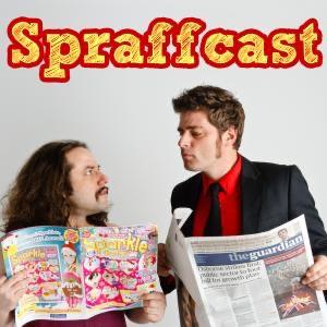 Mark Allen's Spraffcast