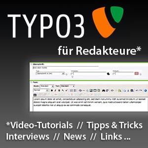 TYPO3 für Redakteure