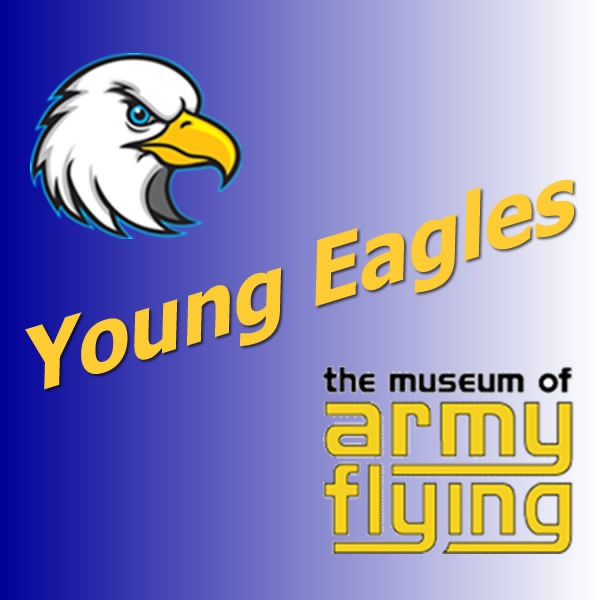 """Young Eagles"" from the Museum of Army Flying"