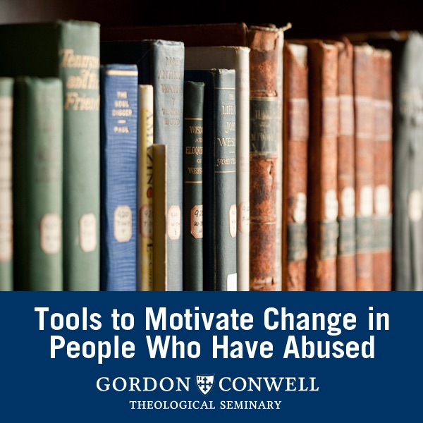Motivating Abusers to Change