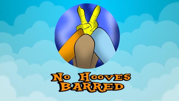 NoHoovesBarred