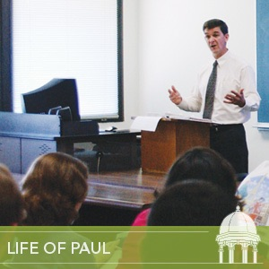 Life of Paul - podcasts