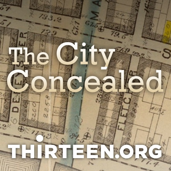 The City Concealed   THIRTEEN