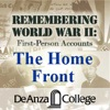 Remembering WWII: First-Person Accounts - The Home Front
