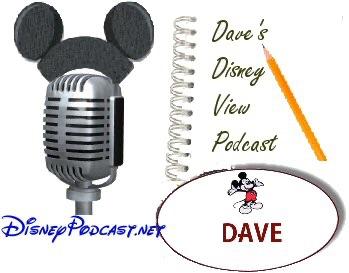 Dave's Disney view