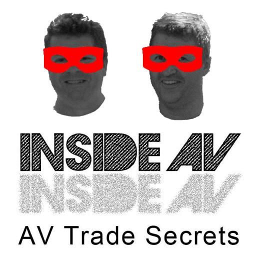 Cover image of Inside AV
