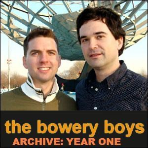 Bowery Boys Archive: The Early Years image