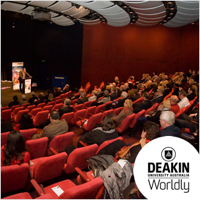 Deakin Orations podcast