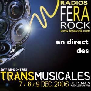 Ferarock | Transmusicales 2006