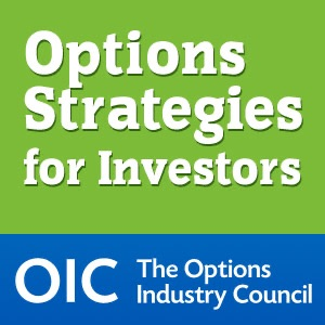 Cover image of Options Strategies for Investors