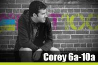 Corey on the Radio podcast