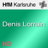 Portraitkonzert: Denis Lorrain - HD podcast