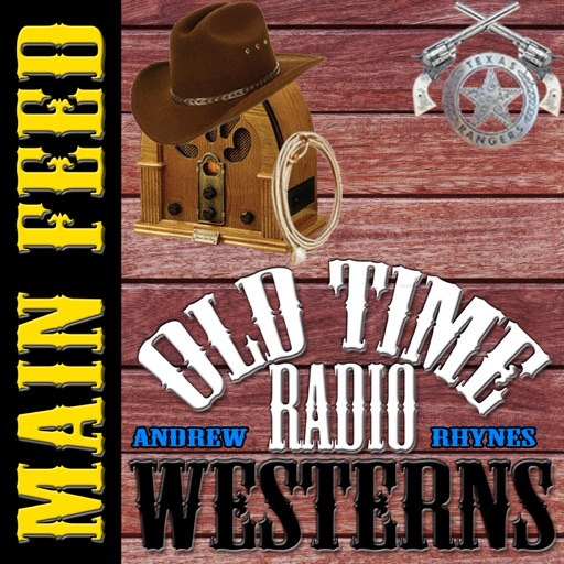 Cover image of Old Time Radio Westerns
