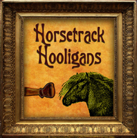 Podcast cover art for Horsetrack Hooligans