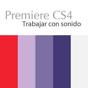 Premiere CS4 Audio