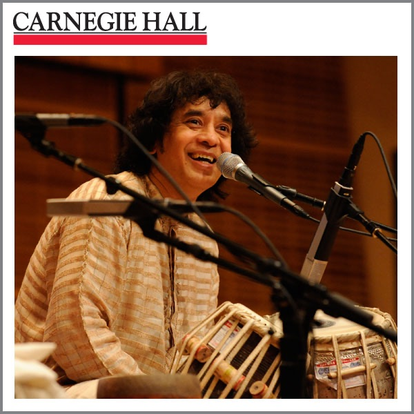 Zakir Hussain Workshop: Explore, Create, and Express Through Classical Indian Music