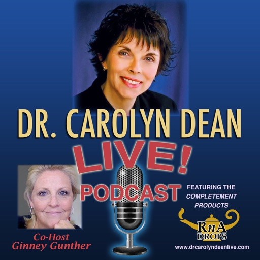 Cover image of Dr. Carolyn Dean Live