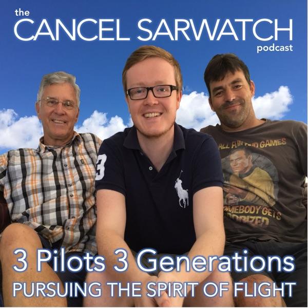 the Cancel Sarwatch Podcast