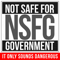 NSFG - Not Safe for Government