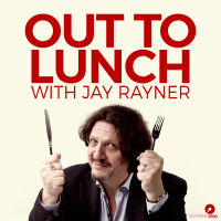 Podcast cover art for Out To Lunch with Jay Rayner