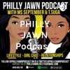 """""""PHILLY JAWN"""" Podcast  artwork"""