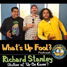 What's Up Fool? Podcast: Ep 249 - Richard Stanley on Apple
