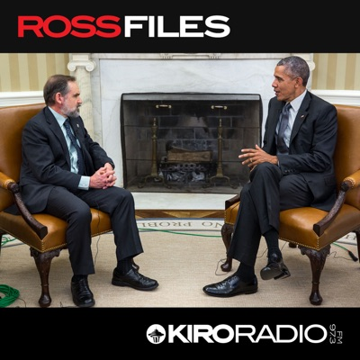 Ross Files with Dave Ross:KIRO Radio 97.3 FM