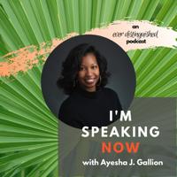I'm Speaking Now podcast