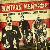 Podcast cover art for Minivan Men