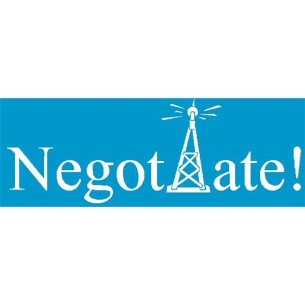 Negotiate!