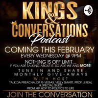 Kings and conversations podcast