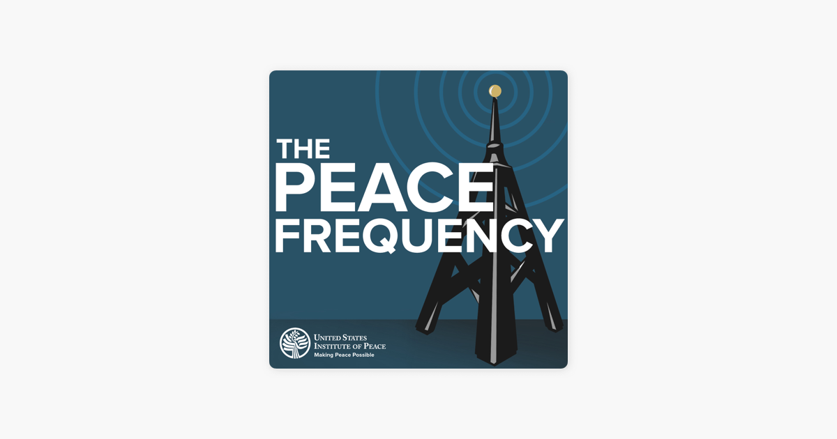 The Peace Frequency on Apple Podcasts