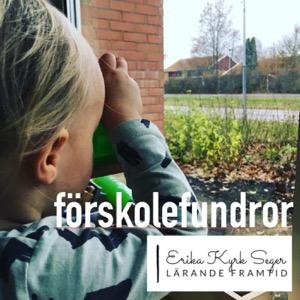 Förskolefundror med Erika Kyrk Seger
