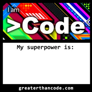 Greater Than Code