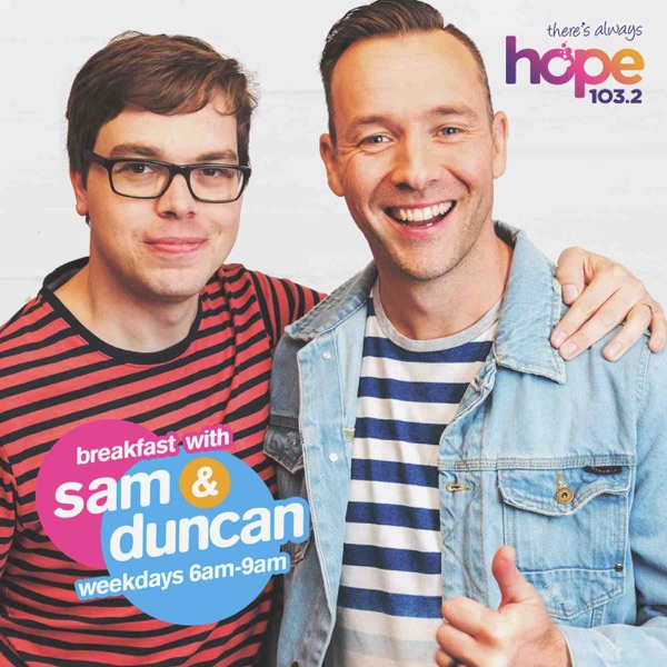 Hope Breakfast with Sam & Duncan