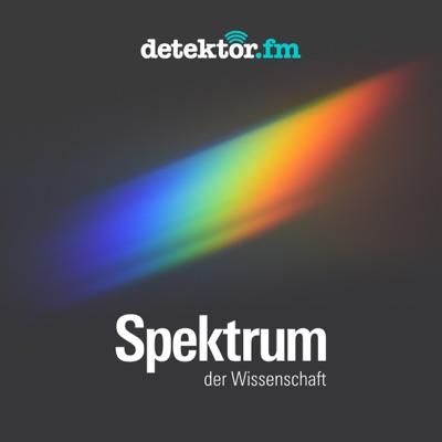 Spektrum der Wissenschaft – Der Podcast – detektor.fm:detektor.fm