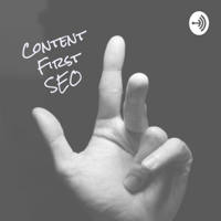 Content First SEO by Will Robins podcast