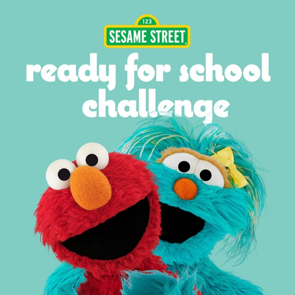 Sesame Street Ready for School Challenge