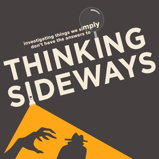 Cover image of Thinking Sideways Podcast