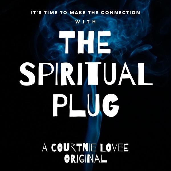 The Spiritual Plug 🔌 banner backdrop