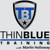 Thin Blue Training podcast