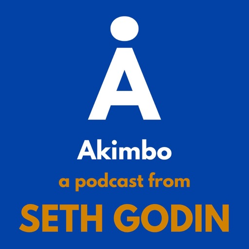Cover image of Akimbo: A Podcast from Seth Godin